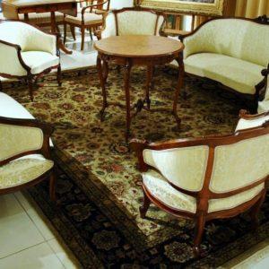 rococo style furniture set -30% 13720.- !!!