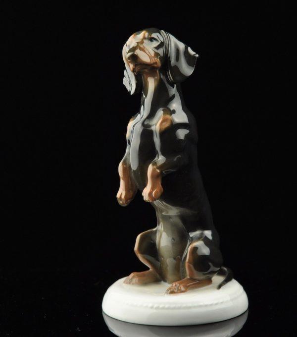 """Rosenthali portselan figuur - Koer """"Taksi"""""""