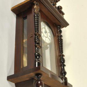 Wall clock 19 c.
