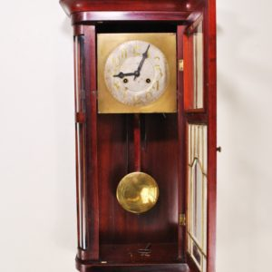 Gustav Becker wall clock