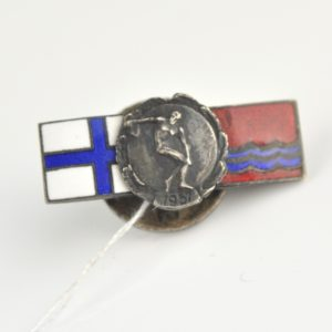 Finland - Estonian badge 1957
