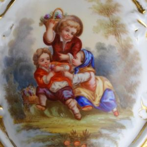Antiikne vaas Pirkenhammer Christian Fischer 1846-1857a