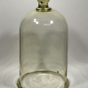 Large glass cover