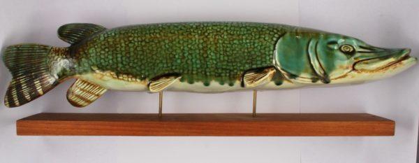Suur portselan kala kuju-Haug