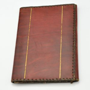 Taska Eduard (1890-1942) leather wallet