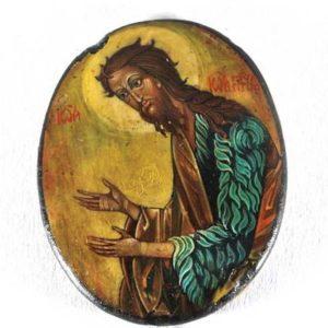 """Väike ikoon Ristija Johannes"""" UUS HIND 280"""" 3562 A900"""