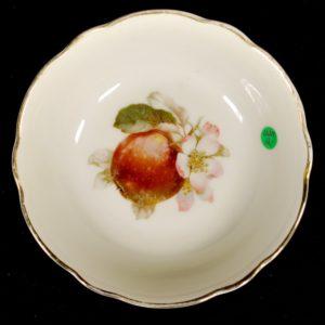 Väike kausike õunaga, 1930 aastad