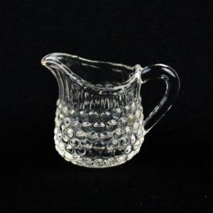 Väike klaasist koorekann