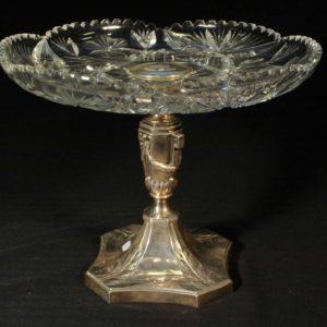 Pelvis with silverleg