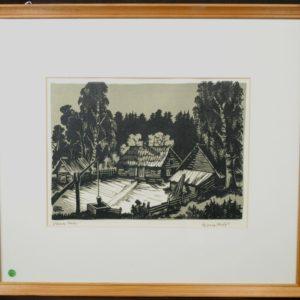 Vana talu Esko Lepp MÜÜDUD !!! 4516 len:5967