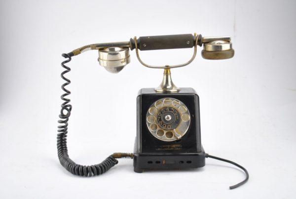 antique desk phone Tartu