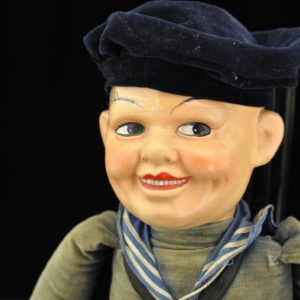 "An Antique doll ""The Seaman"""