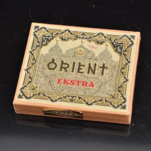 "Antique Cigar Box ""Orient Extra"", Flame Tallinn"