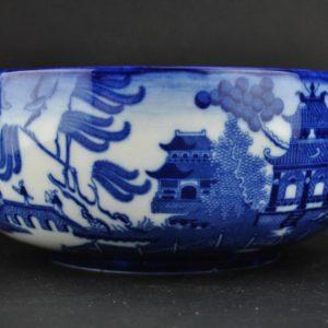 Vanaaegne sinine portselan kauss, Mintons Inglise 1873-1912 MÜÜDUD