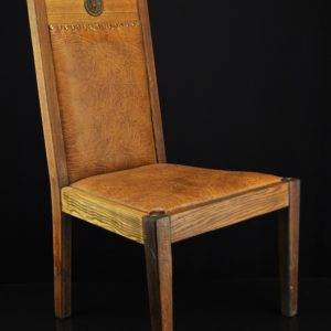 Old-fashioned chair