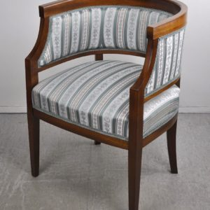 An old armchair, mahogany