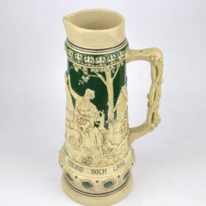 antique wine jug