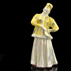 "Russian Porcelain Fig. ""Lebedushka"" Dulevo 1953-64 a SOLD"