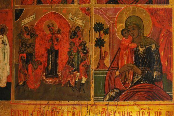 Vene ikoon, 19. sajand