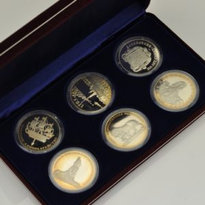Russian commemorative coins
