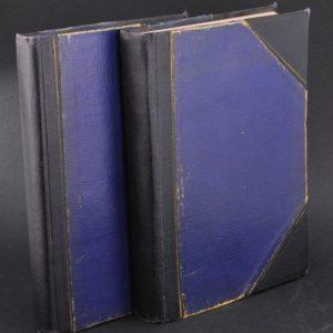 The Russian book Prisma OB Anglii 1866a 2 parts