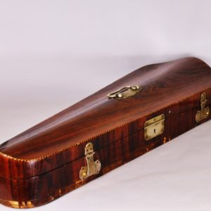 Violin Box 19th century.