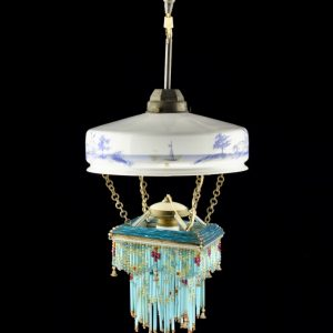Antique ceiling lamp