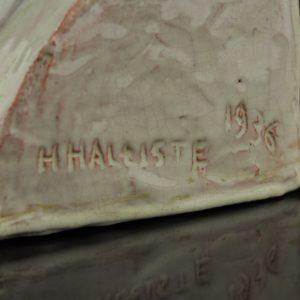 Herman Halliste (1900-1973) Noormehe büst 1936a
