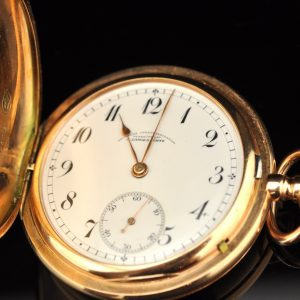 A.Lange & Söhne gold pocket watch