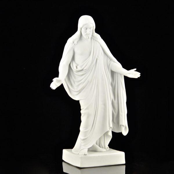 Jeesuse figuur - biskviit portselan