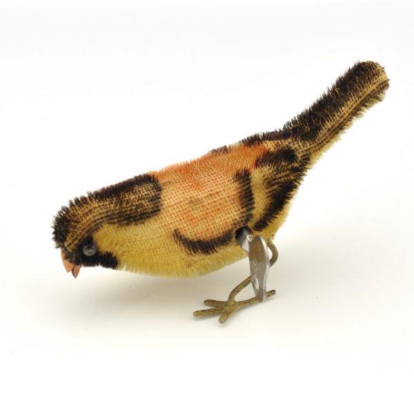 Antiikne mänguasi - üleskeeratav Lind MÜÜDUD