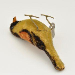 Antiikne mänguasi - üleskeeratav Lind