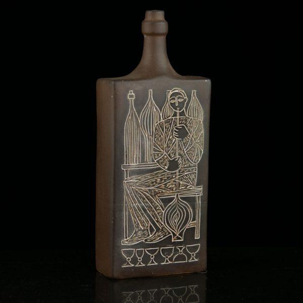 Keraamiline pudel,Leo Rohlin 1969a Eesti