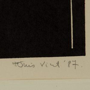 """Tõnis Vint """"Kuukristall"""" 1987 a"""