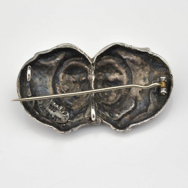 Antiikne Norra pross 830 hõbe, Henrik Bertram Moller