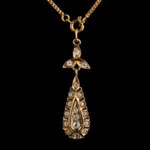 Ripats, 583 kuld safiiridega
