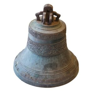 Antique 1890 Imperial Russian church bell