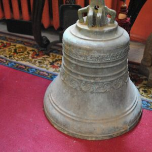 Antique Imperil Russian church bell