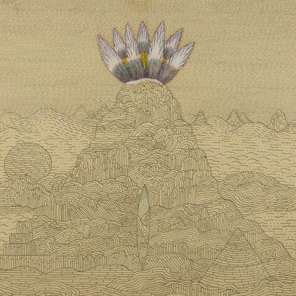 """Maara Vint """"Lootose mägi"""" 1990a"""