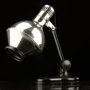 Retro tablelamp