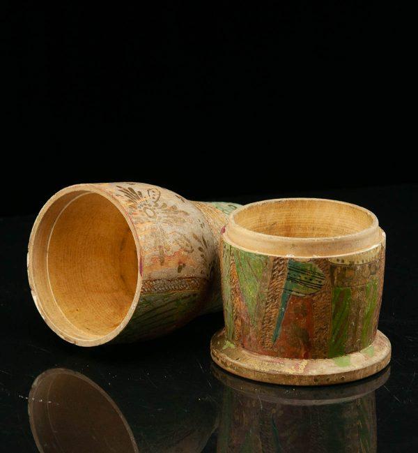 Matrjoška, puidust karp 19.saj. lõpp