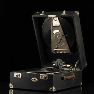 Antiikne grammofon