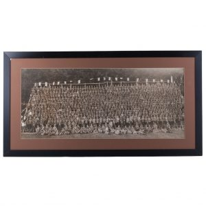 Antique 1910  Estonian Photo of a brass band