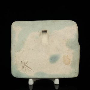 Luule Kormašova ceramic wall plate