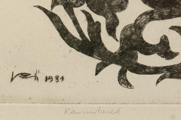 Ado Koch 1942-2015 Kaunistused 1981a