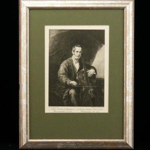 Antiikne pilt M.J.Wielgorsky