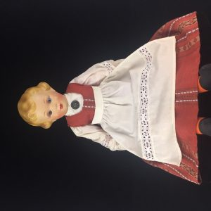 Estonian retro doll