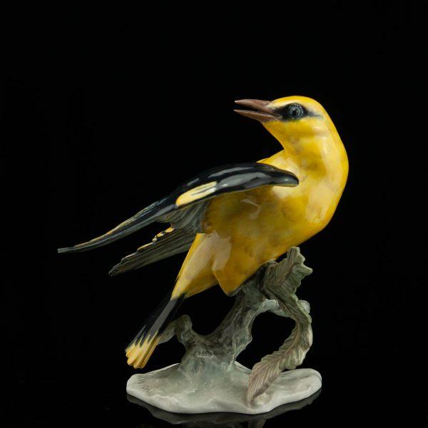 Rosenthali linnu figuur - sign. F.Heidenreich