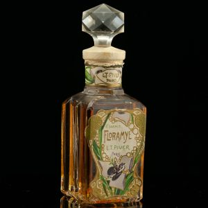 Antique Perfume bottle Floramye