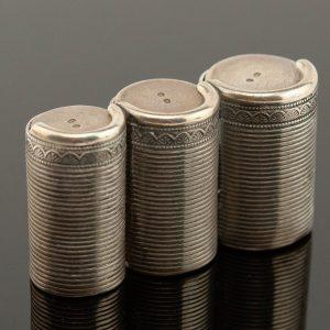 Antiikne müntide hoidja, 84 hõbe